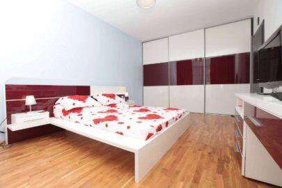 Mobila dormitor Bordo