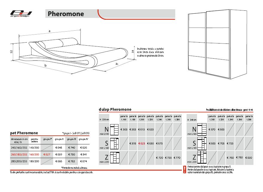 Pat tapitat Pheromone