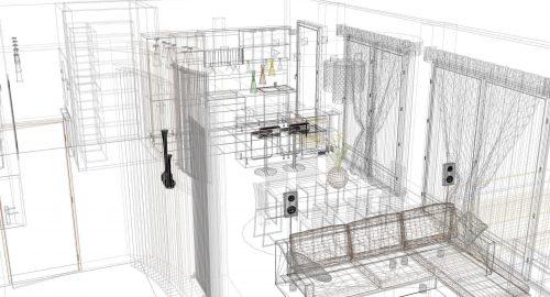 proiectare mobila la comanda