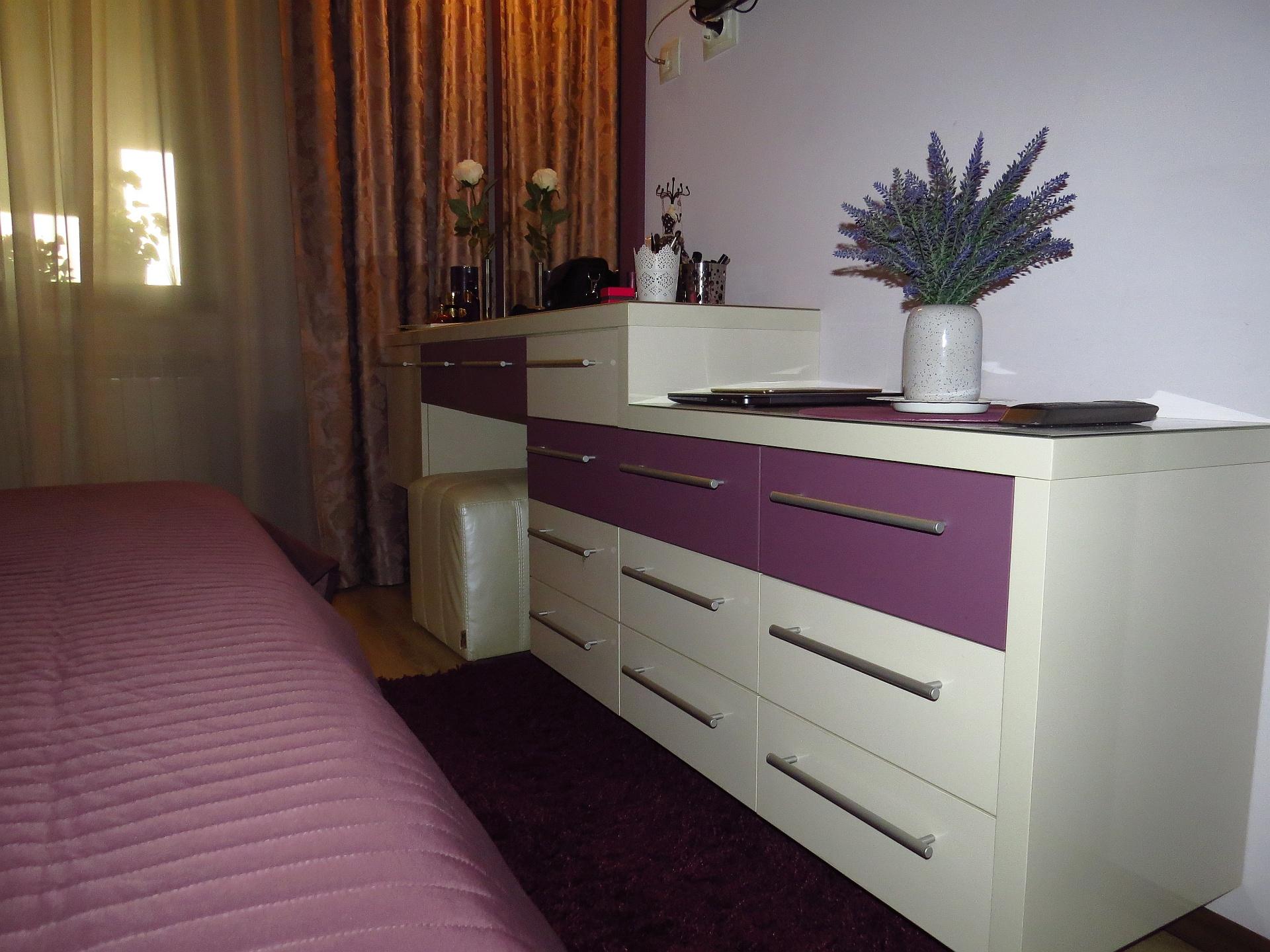 comoda machiaj dormitor Fabiana 2