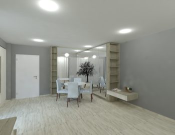 Proiect design living MARIA