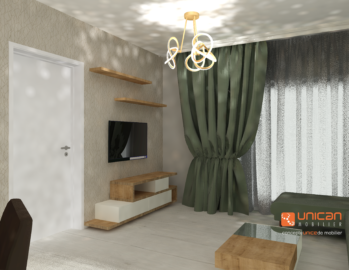 Design interior living Anastasia